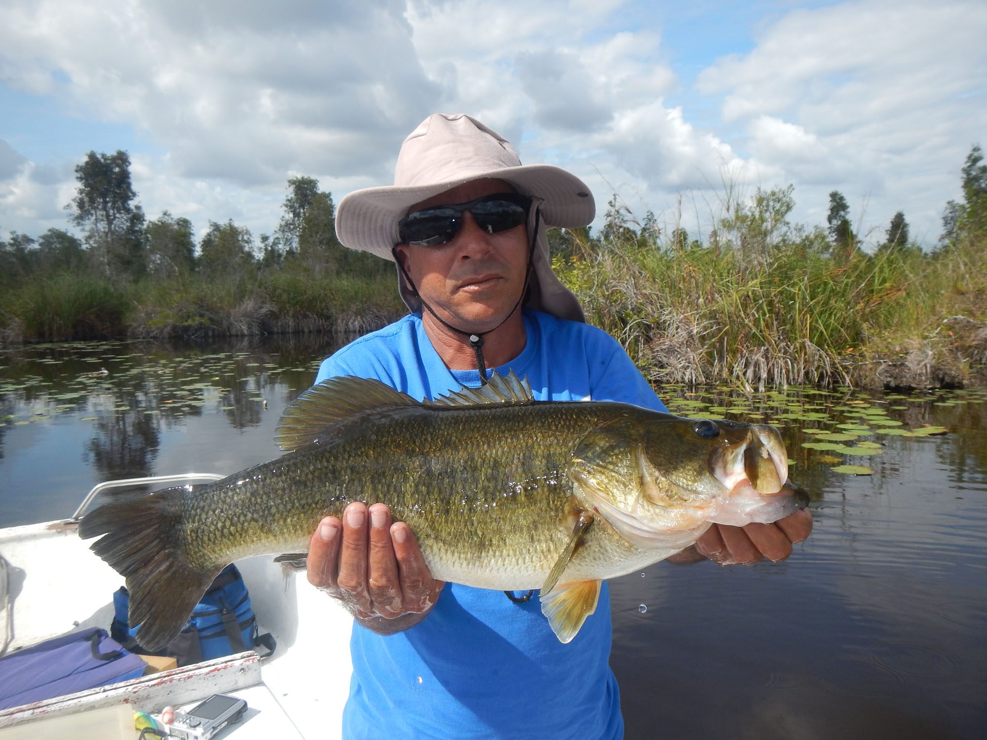 Bass flats and beyond for What to use for bass fishing